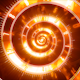 Infinity Spiral Clock 4K - VideoHive Item for Sale