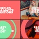 27 Circles Alpha Mattes Transitions. 4K - VideoHive Item for Sale