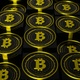 Golden Bitcoin Visuals V2 - VideoHive Item for Sale