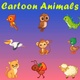 Cartoon Animals Pack / Loopable - VideoHive Item for Sale