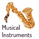 Musical Instruments and Notes in Clay - VideoHive Item for Sale