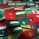 Asian Country Flags - VideoHive Item for Sale