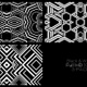 Black And White Animated Backgrounds - VideoHive Item for Sale