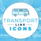Transport Icons Pack - VideoHive Item for Sale