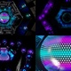 Sound Collider - VJ Loop Pack (3in1) - VideoHive Item for Sale