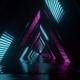Vj Neon Tunnnel - VideoHive Item for Sale