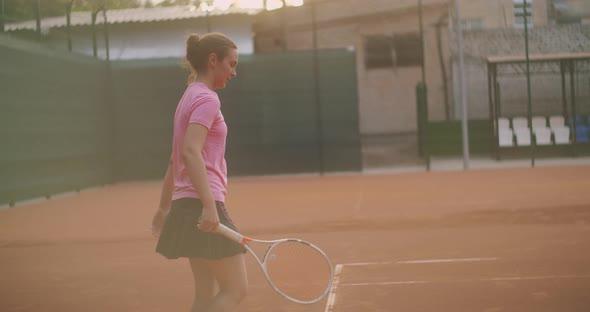 tennis court on Fucked