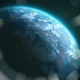 View Of Earth From Spaceship Window - VideoHive Item for Sale
