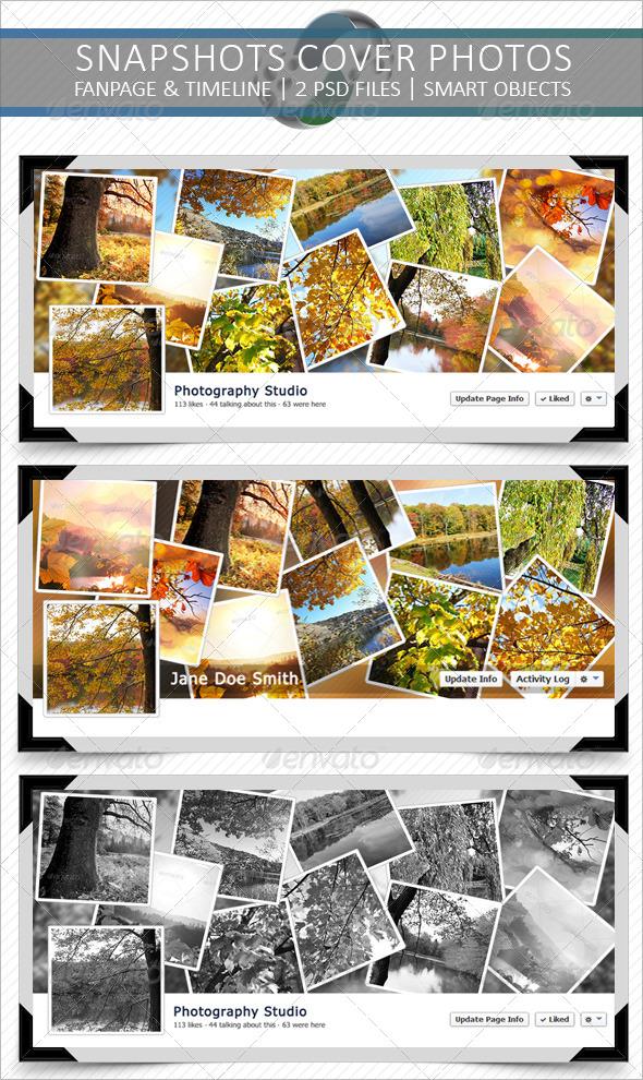 Snapshots: Facebook Cover Photos - Facebook Timeline Covers Social Media