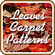 12 Leaves Carpet Seamless Patterns - GraphicRiver Item for Sale