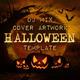 Halloween DJ Mix CD Cover Artwork Template - GraphicRiver Item for Sale