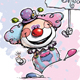 Happy Clown Baby Shower - GraphicRiver Item for Sale