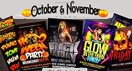 October & November Files