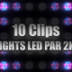 Lights Led Par Pack 2K  Background  - VideoHive Item for Sale