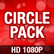 Circle Pack (Loop) - HD1080p - VideoHive Item for Sale