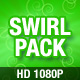 Swirl Pack (Loop) - HD1080p - VideoHive Item for Sale