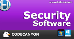 Hakros - Security Software