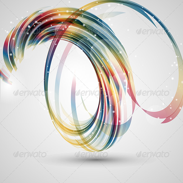 Abstract design background - Abstract Conceptual