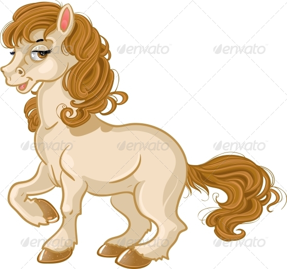 Horse or Pony - Animals Characters