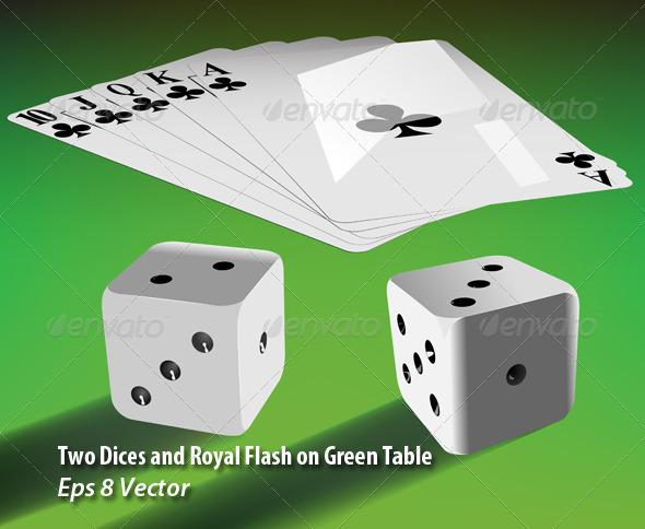 Gambling - Conceptual Vectors
