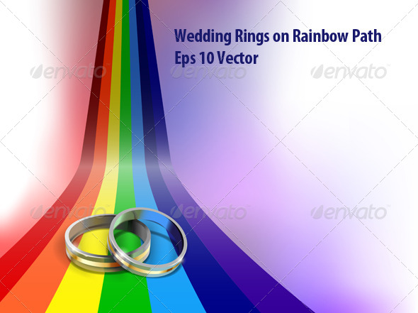 Gay Weding Rings - Weddings Seasons/Holidays