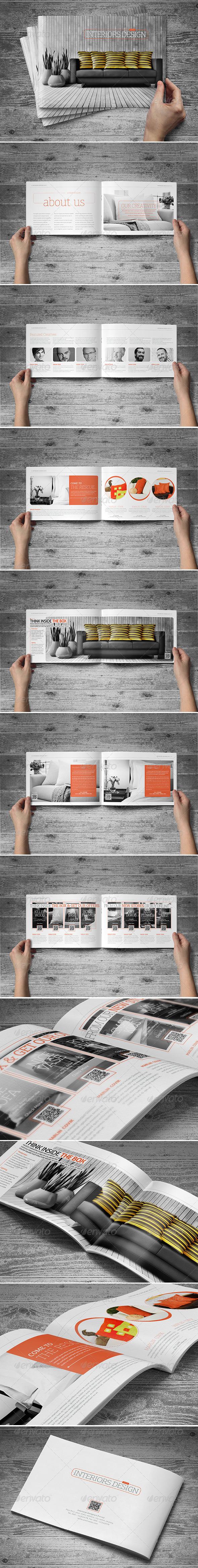 A5 Booklet / Catalogue / Brochure  - Catalogs Brochures