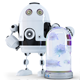 3D Robot. Computer Virus Concept - GraphicRiver Item for Sale