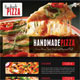 Food And Pizza Menu Flyer 02 - GraphicRiver Item for Sale