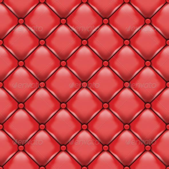 Leather Upholstery - Patterns Decorative