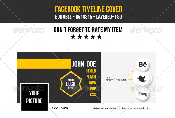 Cool Timeline Facebook Cover - Facebook Timeline Covers Social Media