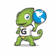 Geek Gecko Logo - GraphicRiver Item for Sale