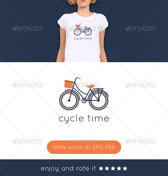 Cycle Time - Objects Logo Templates