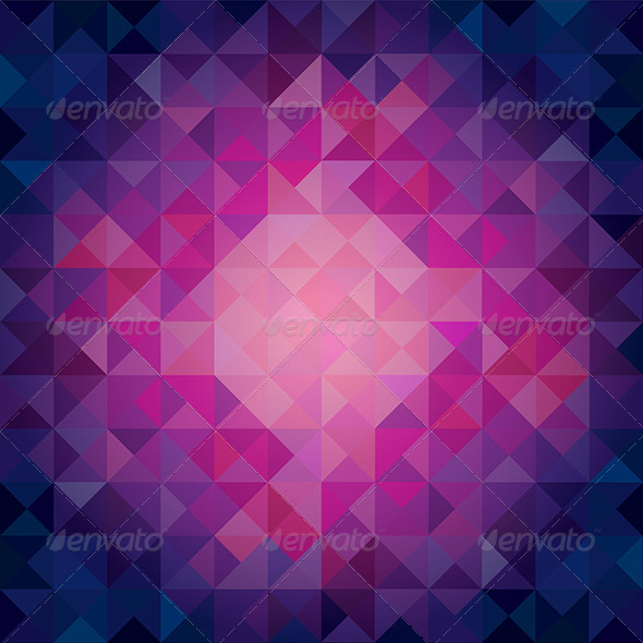 Pink and Purple Vector Background  - Backgrounds Decorative