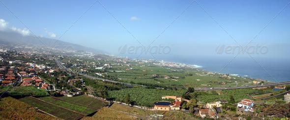 Tenerife landscape - Stock Photo - Images
