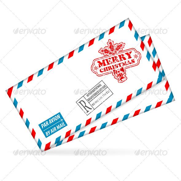 Christmas Mail - Christmas Seasons/Holidays