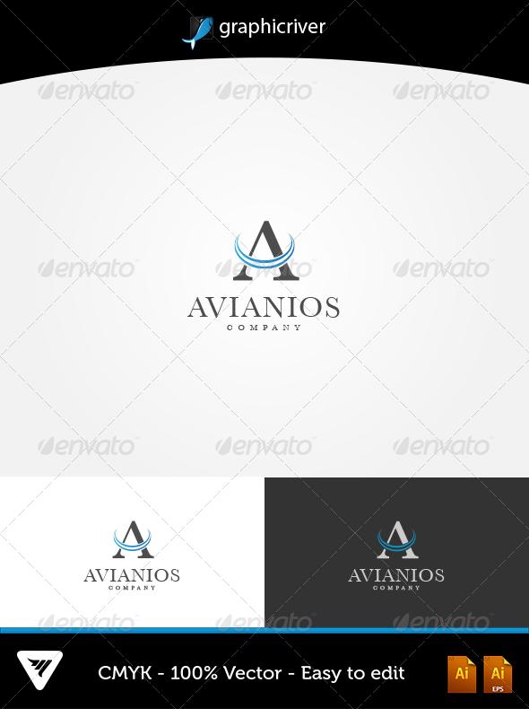 Avianios Logo - Logo Templates