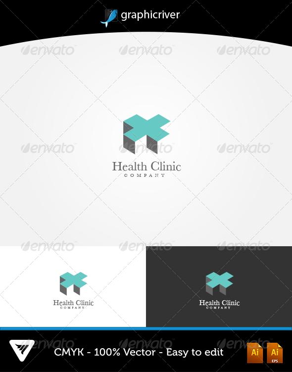 Health Clinic Logo - Logo Templates