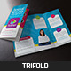 Social Media Trifold Vol.3 - GraphicRiver Item for Sale