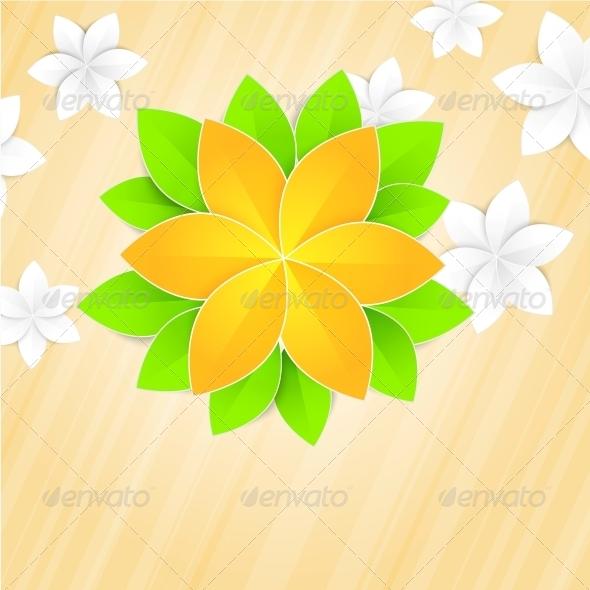 Paper Flowers - Flowers & Plants Nature