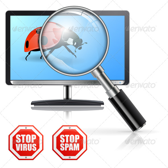 Protection from Viruses and Spam - Concepts Business