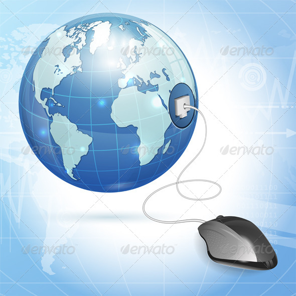 Global Computing Concept - Web Technology