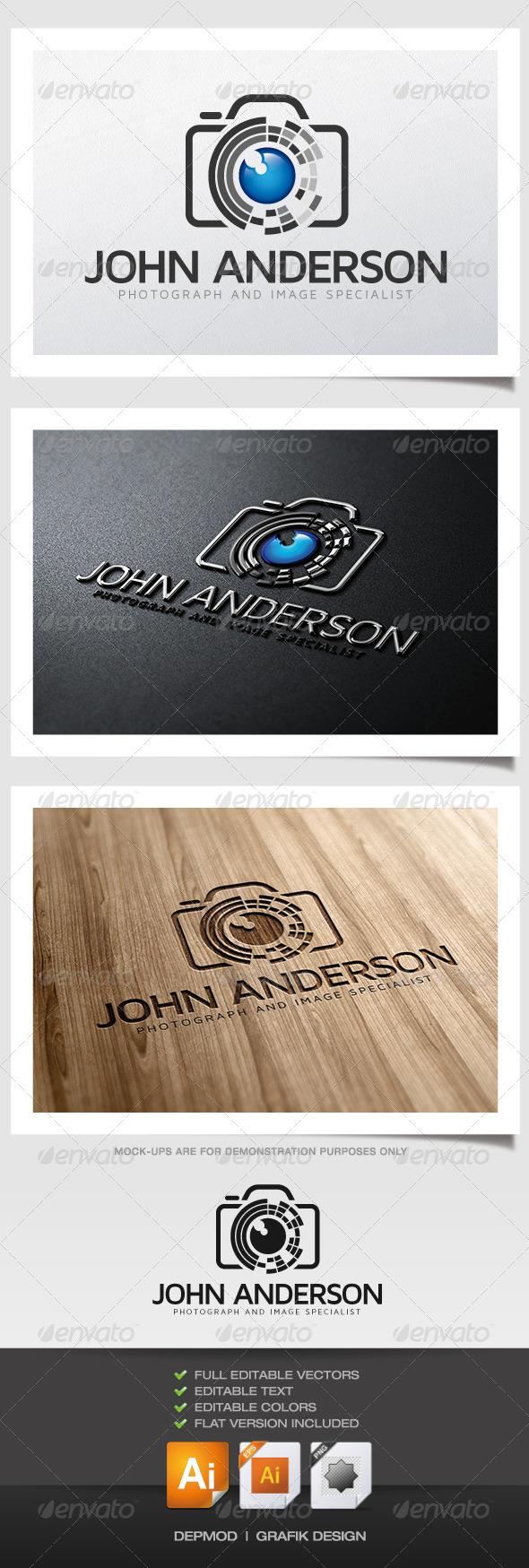 John Anderson Logo (photograph) - Symbols Logo Templates