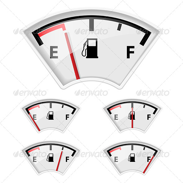 Fuel Indicator - Technology Conceptual