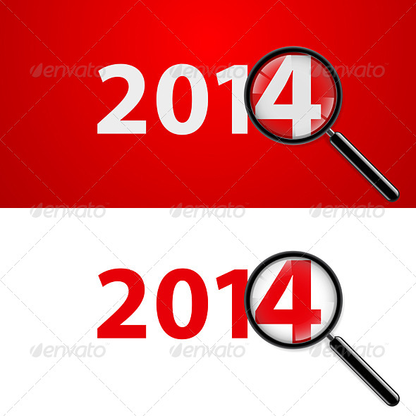 2014 with Zoom. - Miscellaneous Vectors