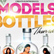 Models in Bottles Party Flyer Templates - GraphicRiver Item for Sale