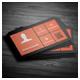 Creative Lumia Corporate Business Card - GraphicRiver Item for Sale