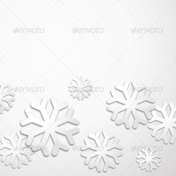 Creative Christmas Snow - New Year Seasons/Holidays