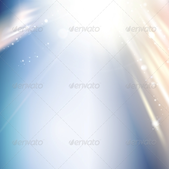 Christmas Blue Abstract Background. - Christmas Seasons/Holidays