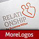 Relationship Counseling Logo Template - GraphicRiver Item for Sale