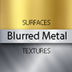 Blurred Metal Textures Background - GraphicRiver Item for Sale